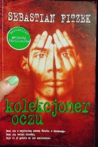 welkinson iambiblioholic recenzje kolekcjoner oczu sebastian fitzek