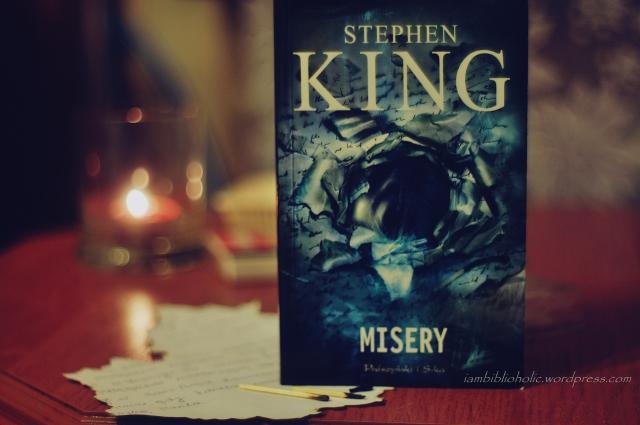 Stephen King Misery iambiblioholic welkinson