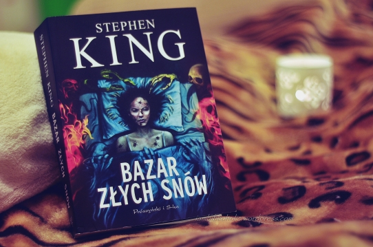 stephen king bazar złych snów recenzje iambiblioholic
