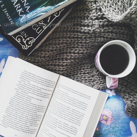 iambiblioholic welkinson recenzja książki książka porwana pieśniarka danielle l. jensen
