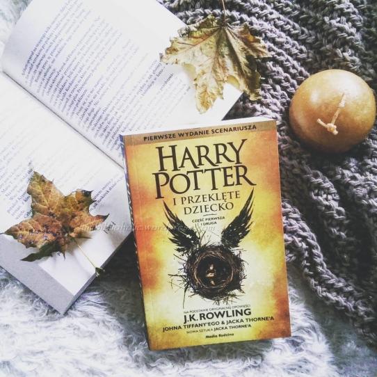 harry potter i przeklęte dziecko welkinson recenzuje recenzje książek iambiblioholic