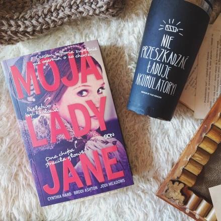 Moja Lady Jane - recenzja książki na blogu iambiblioholic. Welkinson recenzuje